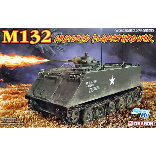 BD3621 1/35 M132 Armored Flamethrower