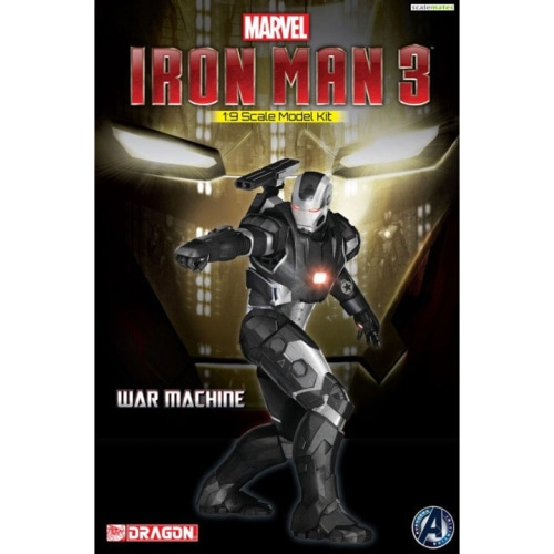 BD38323 1/9 Iron Man 3 - War Machine(박스 손상)